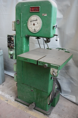 SAWING MACHINE / SAW GUINOT S450  - . mm