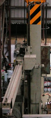 WELDING EQUIPMENT DEUMA POTENCE de soudage  - 5000 x 5000 mm