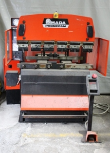 PRESSE PLIEUSE&nbsp;AMADA PROMECAM&nbsp;25&nbsp;Tonnes&nbsp;x&nbsp;1200&nbsp;mm&nbsp;&nbsp;
