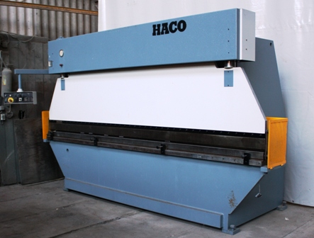 PRESS BRAKE HACO 100 Tonnes x 4000 mm