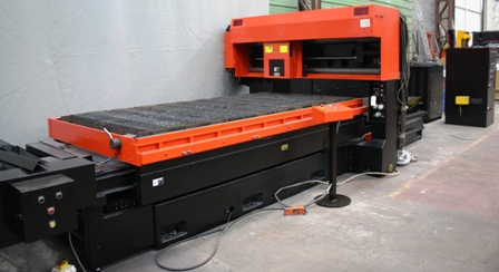 LASER&nbsp;AMADA&nbsp;LCV 6612 II&nbsp;&nbsp;-&nbsp;2000&nbsp;W&nbsp;&nbsp;