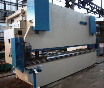 PRESSE PLIEUSE&nbsp;LVD&nbsp;160&nbsp;Tonnes&nbsp;x&nbsp;5000&nbsp;mm&nbsp;&nbsp;