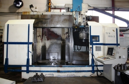 TORNO VERTICAL&nbsp;BERTHIEZ&nbsp;1880&nbsp;mm&nbsp;-&nbsp;TFM 160-2&nbsp;&nbsp;&nbsp;