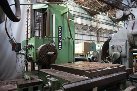 BORING MACHINE CORNAC 90 mm