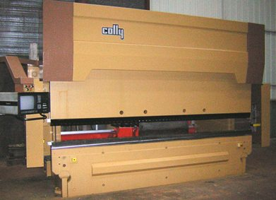 PRESSE PLIEUSE&nbsp;COLLY&nbsp;250&nbsp;Tonnes&nbsp;x&nbsp;4000&nbsp;mm&nbsp;&nbsp;