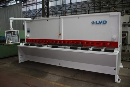 CIZALLA GUILLOTINA&nbsp;LVD&nbsp;4000&nbsp;mm&nbsp;x&nbsp;6&nbsp;mm&nbsp;&nbsp;