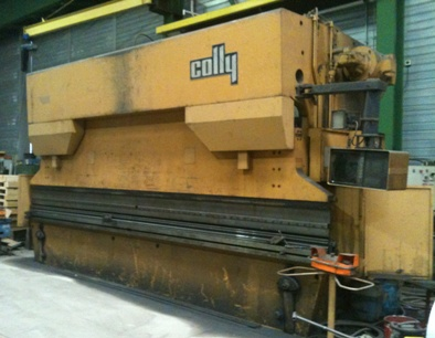 PRESSE PLIEUSE&nbsp;COLLY&nbsp;400&nbsp;Tonnes&nbsp;x&nbsp;6000&nbsp;mm&nbsp;&nbsp;
