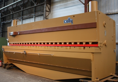 CIZALLA GUILLOTINA COLLY 6000 mm x 16 mm