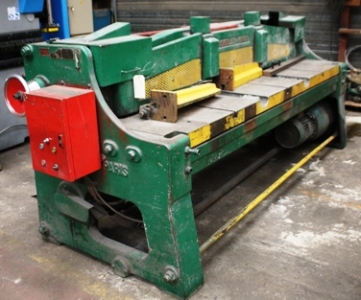 CISAILLE GUILLOTINEBOMBLED2000mmx6mm