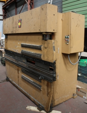 PRESSE PLIEUSE&nbsp;LVD&nbsp;50&nbsp;Tonnes&nbsp;x&nbsp;2500&nbsp;mm&nbsp;&nbsp;