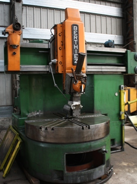 TORNO VERTICAL BERTHIEZ 1700 mm - J 150