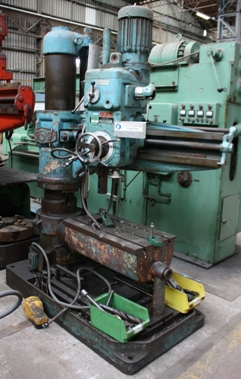 RADIALE DRILLING MACHINE GSP -  - D10  - -  - - mm