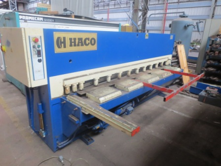 CISAILLE GUILLOTINE HACO 3000 mm x 6 mm