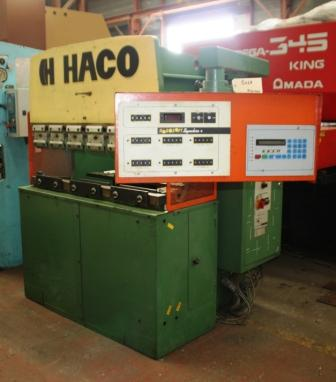 PRESS BRAKE HACO 40 Tonnes x 1600 mm