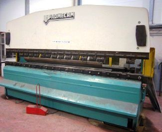 PRESS BRAKE PROMECAM 100 Tonnes x 4000 mm