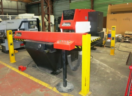 Amada Cnc Aries 2 4 5  - 20 ton -   mm Cnc punching machine