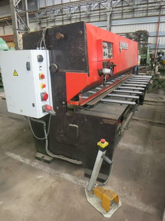 CISAILLE GUILLOTINEPROMECAM3000mmx6mm