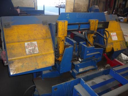 SAWING MACHINE / SAW EISELE MEBA 300A NC  - - mm