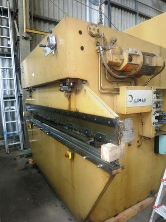 PRESSE PLIEUSE COLLY 65 Tonnes x 3000 mm